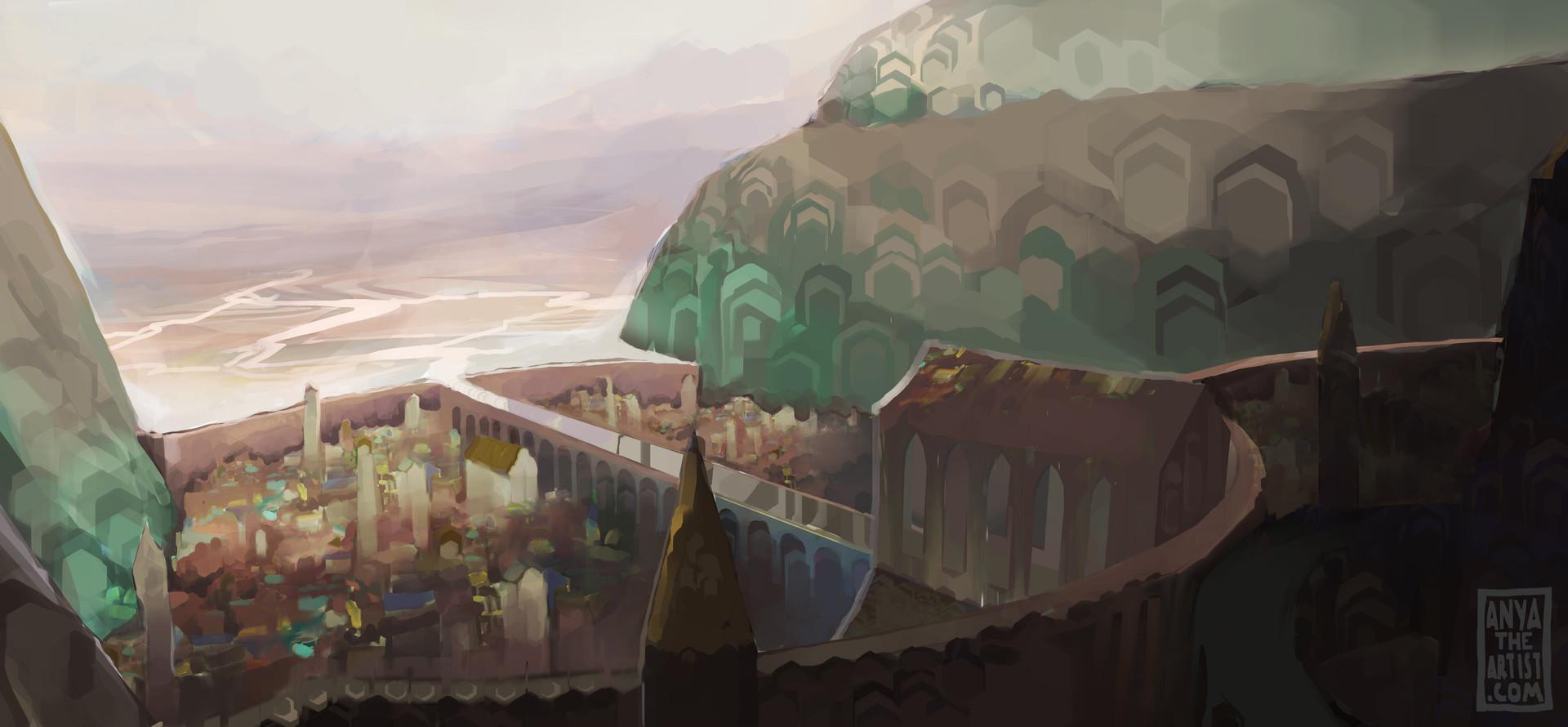 Anya elvidge magical city 2
