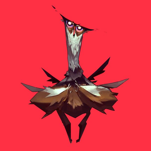 Tan zhi hui owlbear
