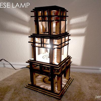 Jenna bastian blog lamp
