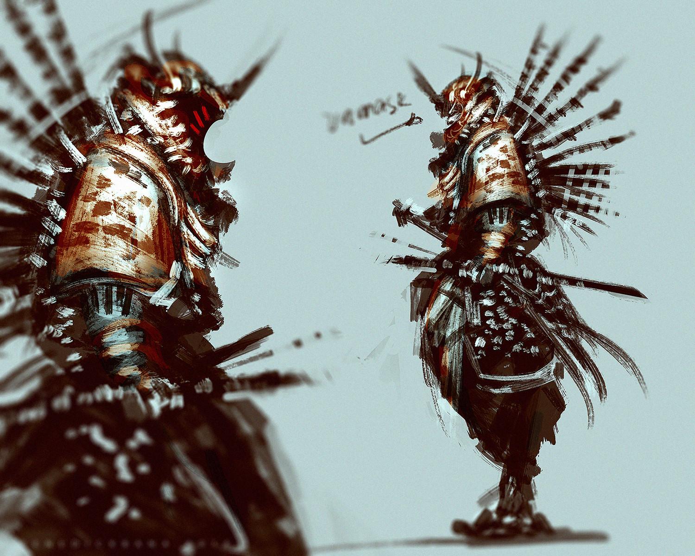 Benedick bana samurai exotic lores