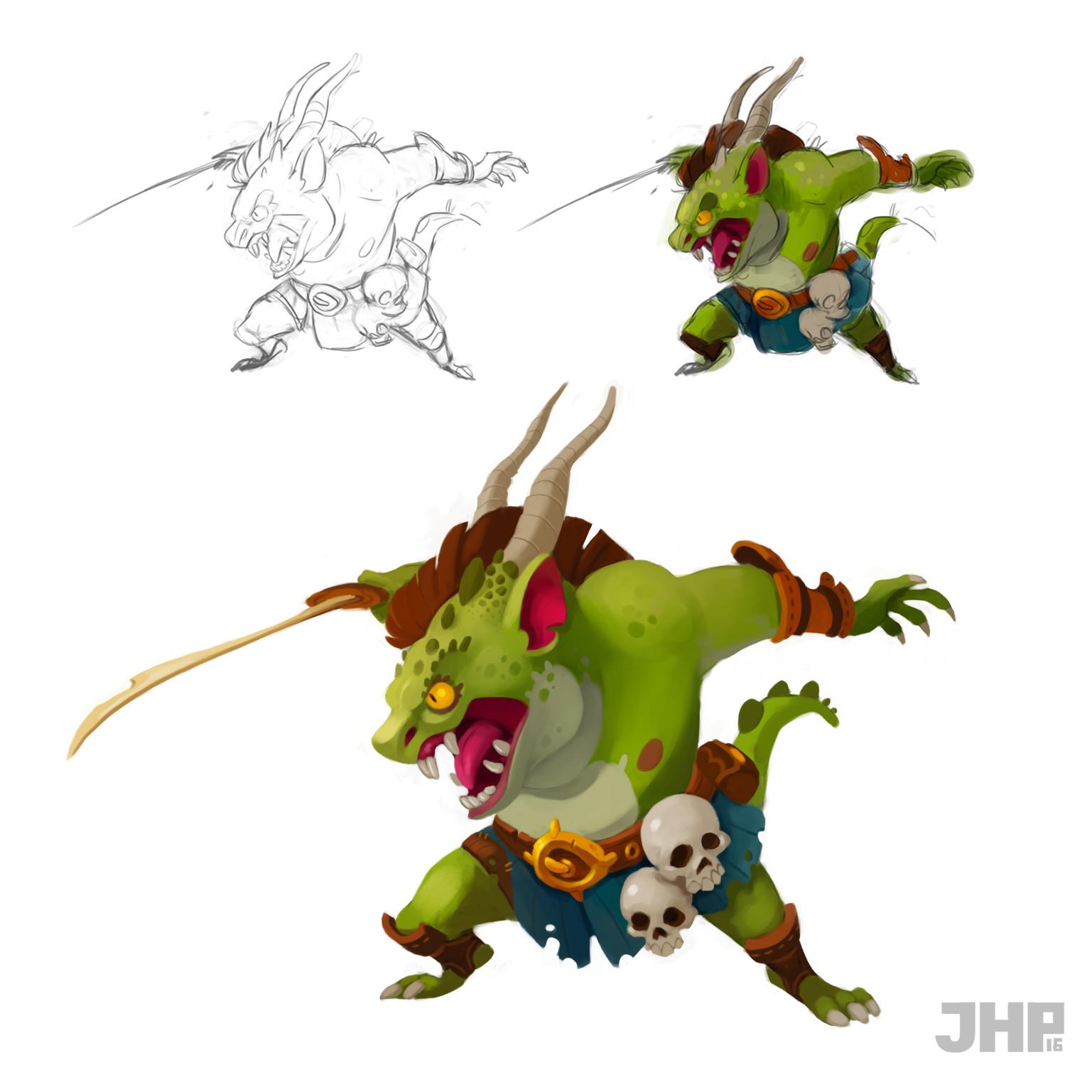 Joao henrique pacheco green creature