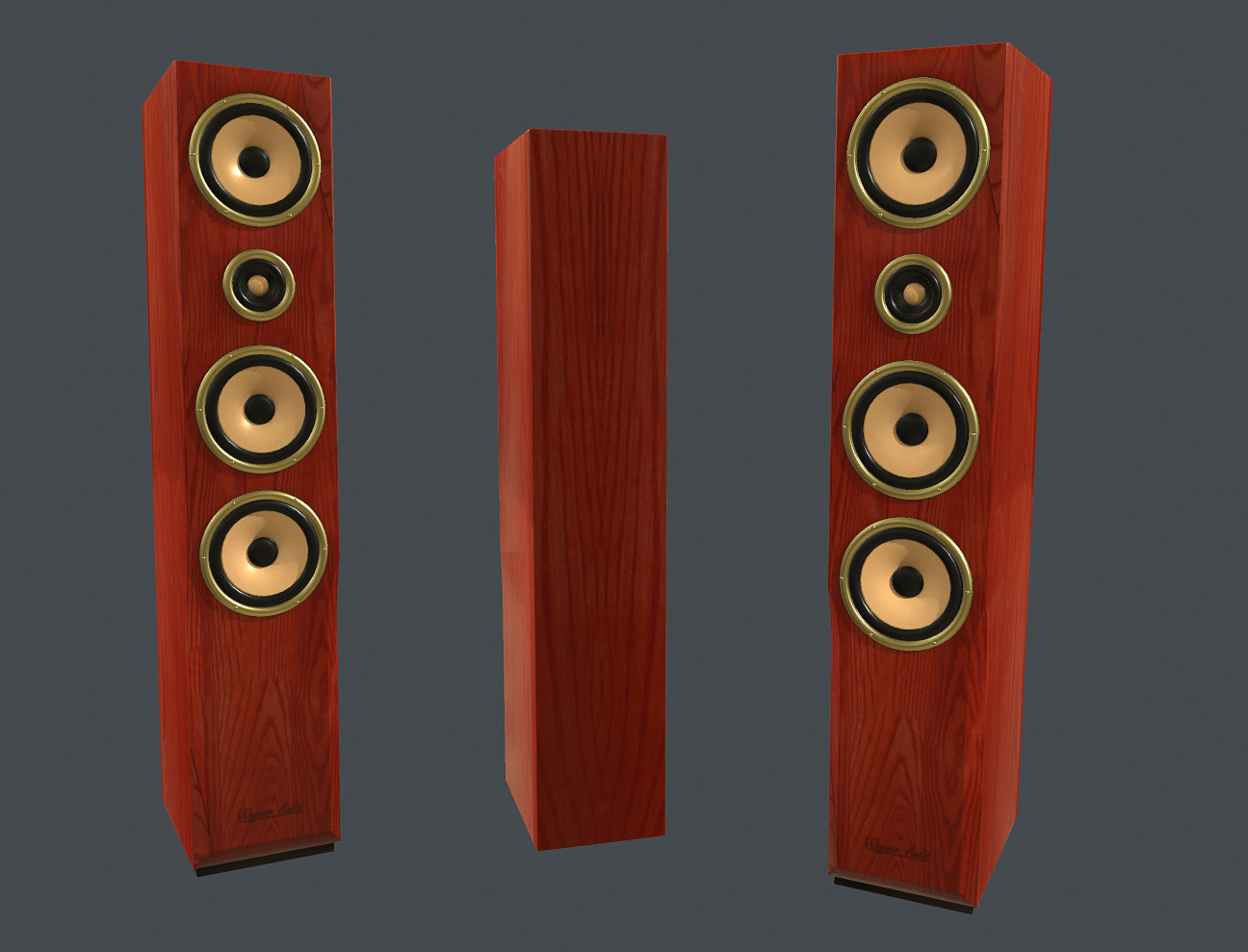Wagner speakers series III [low]