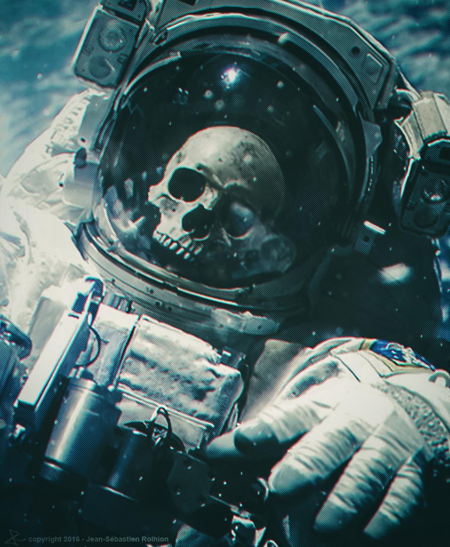 ArtStation - Lost in space, Jean-Sébastien Rolhion