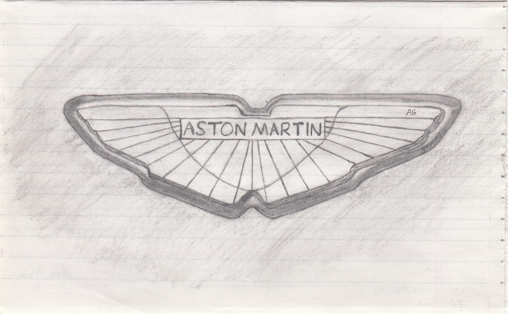 Akshul Goyal Aston Martin Logo - Aston martin logo