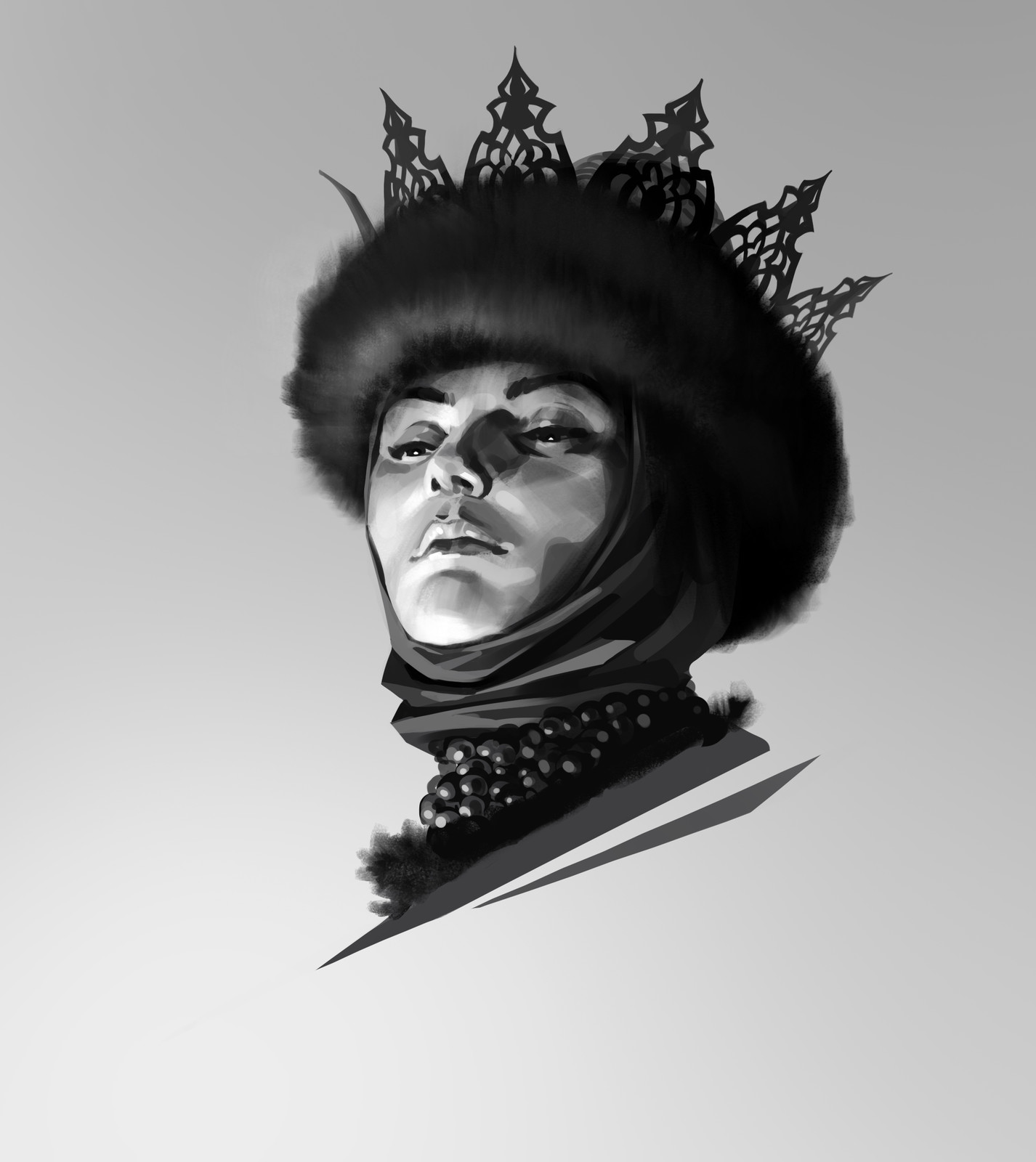 Tsarina Maria Temrjukovna
