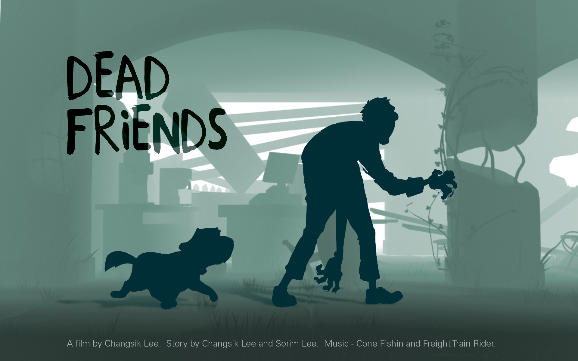 Changsik lee deadfriends poster horizontal