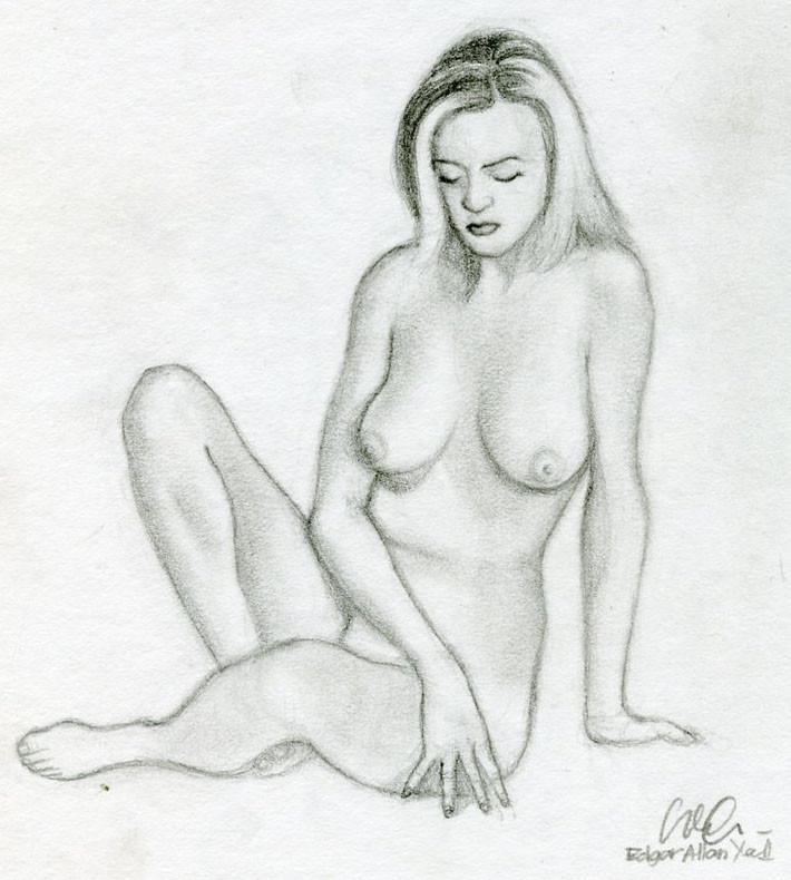 Edgar allan yee female figure drawing2