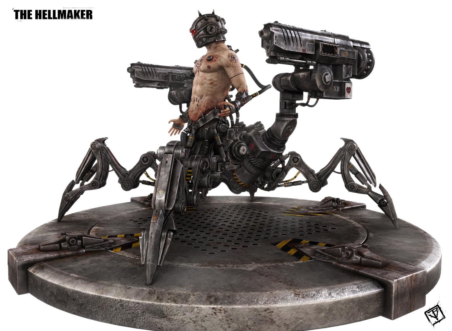 Pablo vicentin spider07