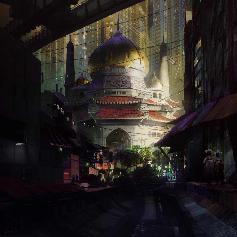 Ville assinen urban renaissance cover art