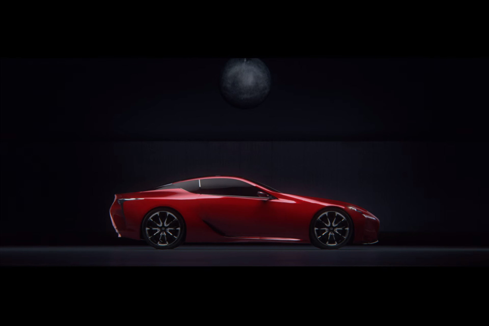 Lexus LC 500 Commercial