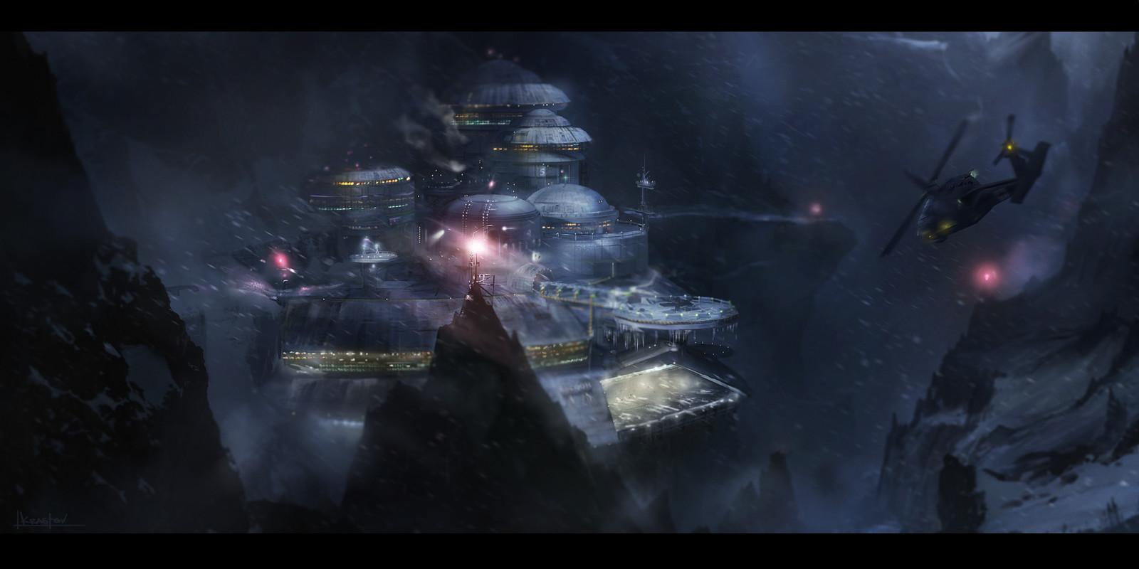 "Military base ""Заслон"""