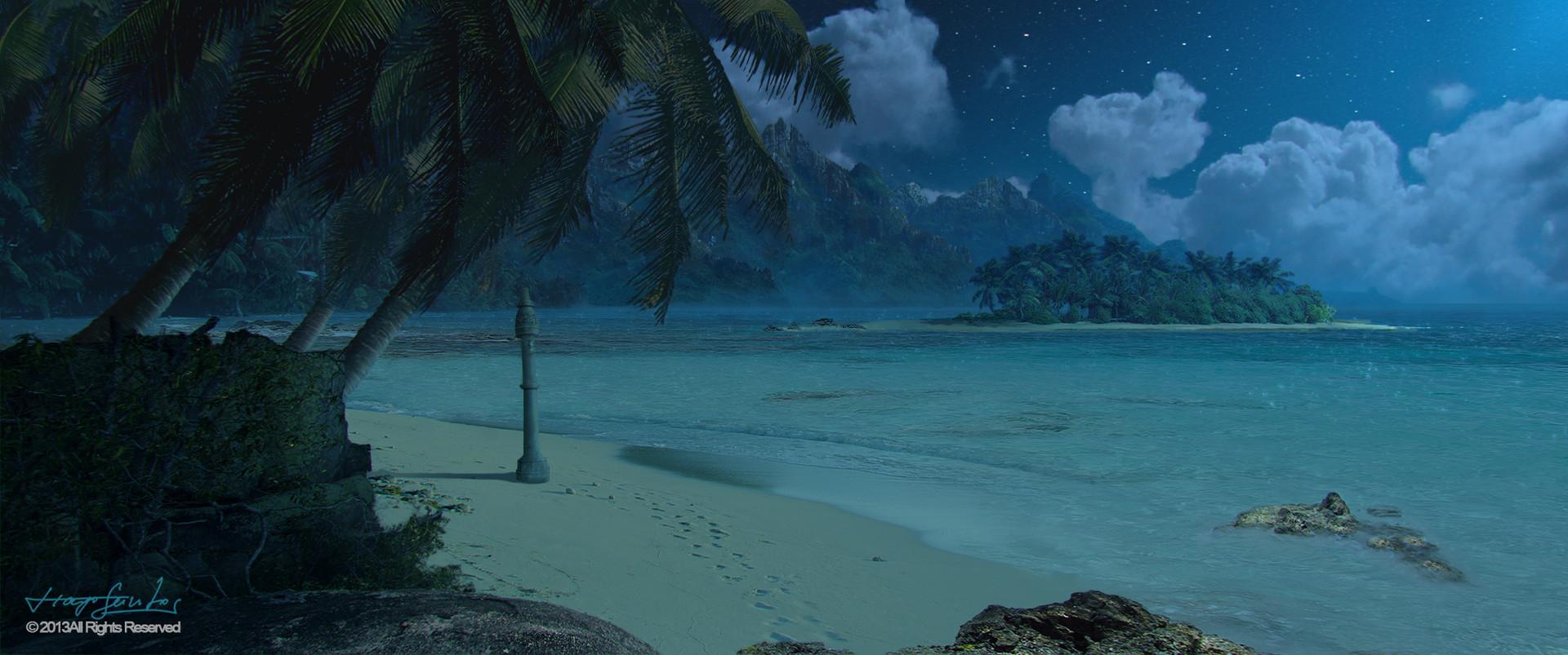 Tiago santos tropicalnightmatte