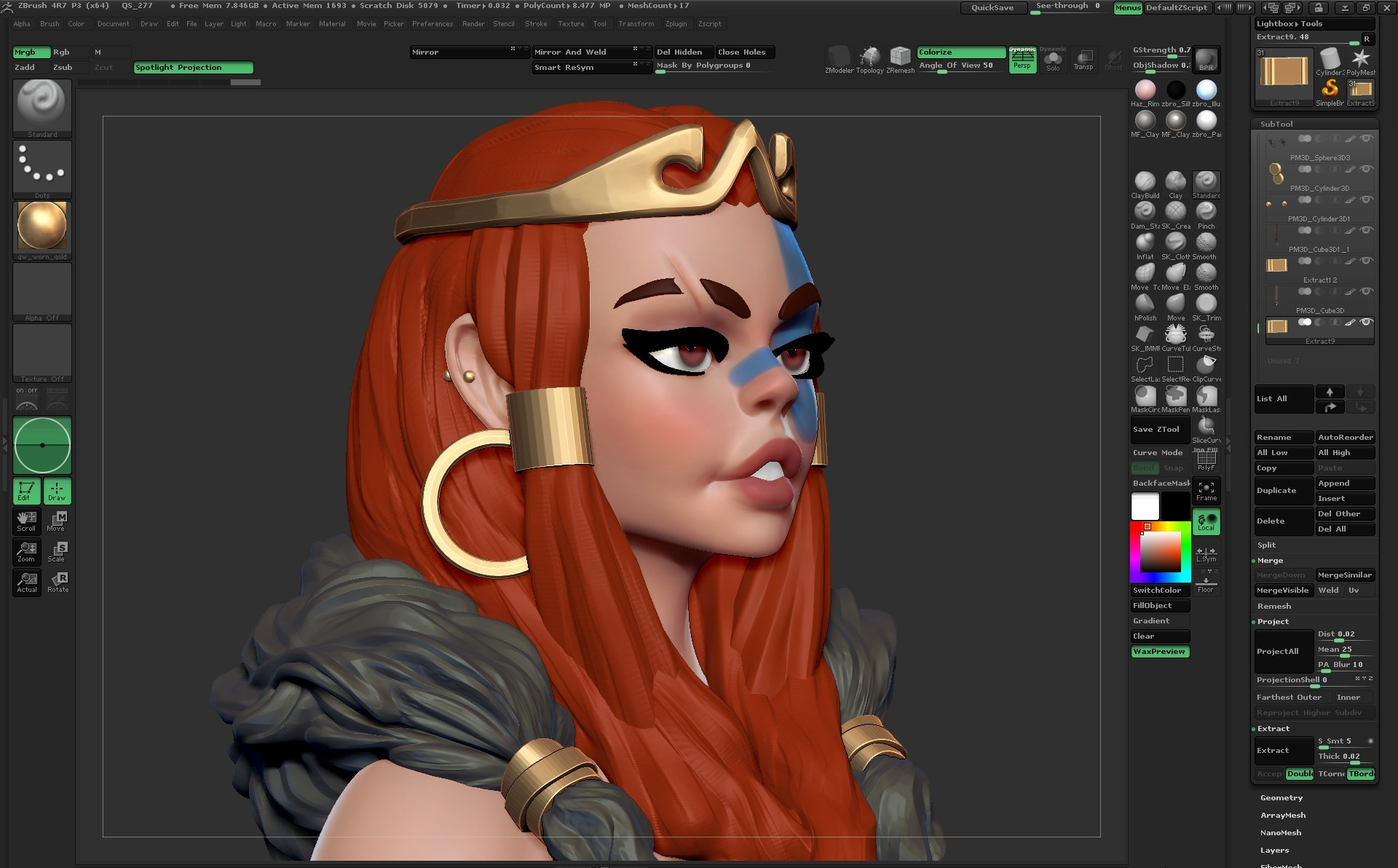 Mercurial forge zbrush64 2016 04 04 23 25 03