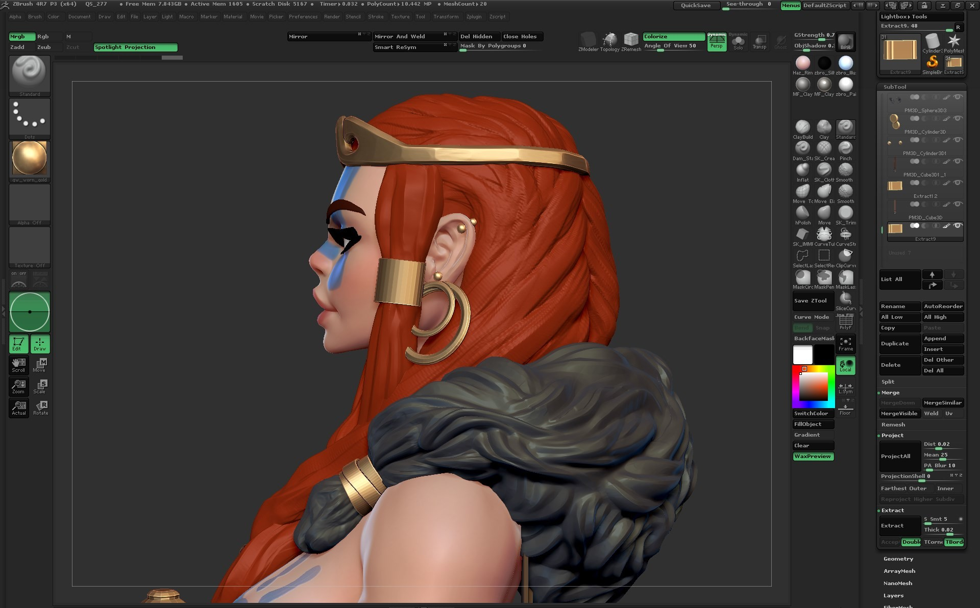 Mercurial forge zbrush64 2016 04 04 23 25 42