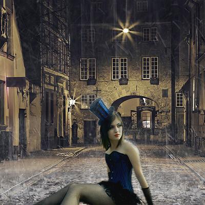 Svetlana denysenko deszcz