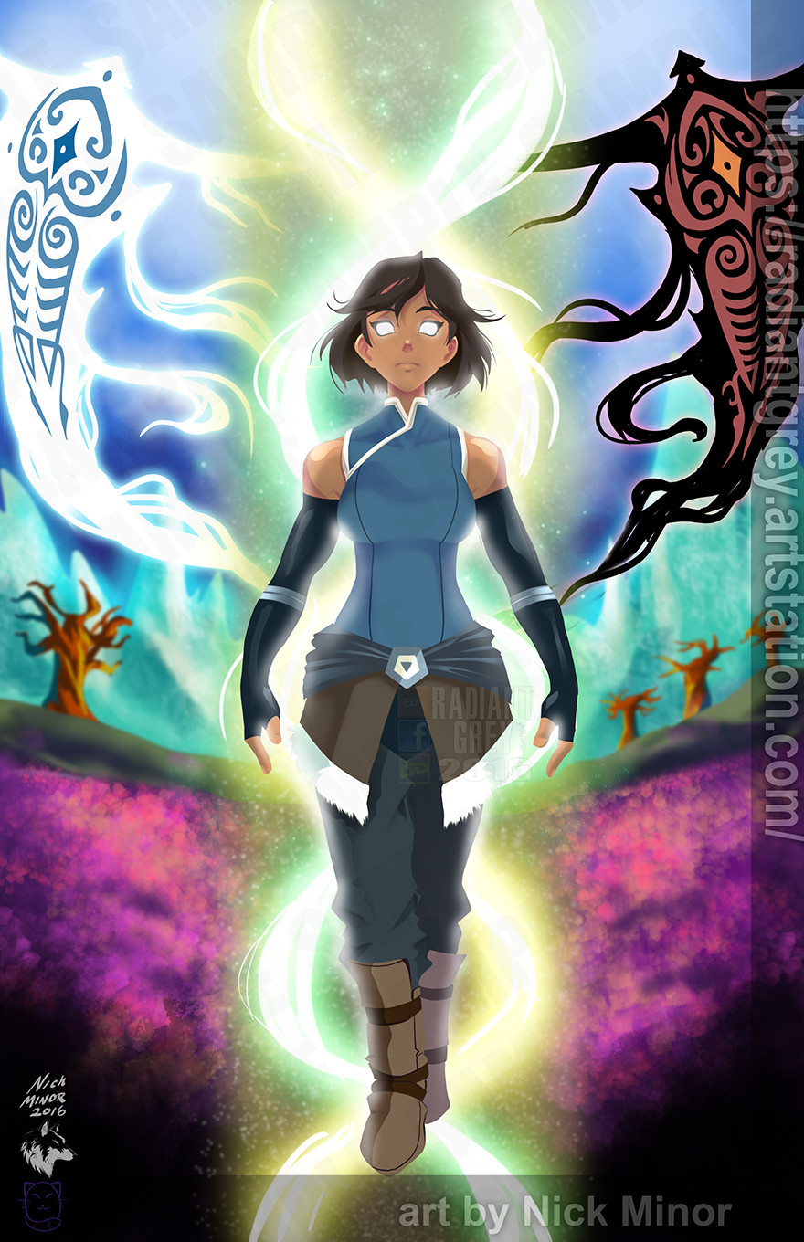 Nick minor korra web