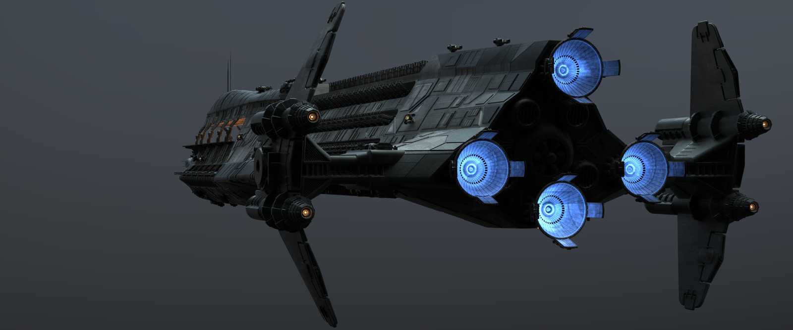 BSG_Hornet Test Render