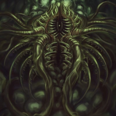Jake siano azathoth