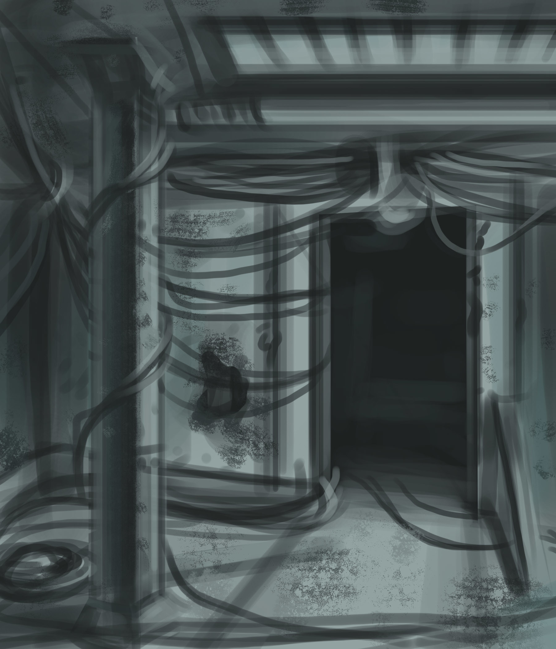 Jake siano interiorsketch2