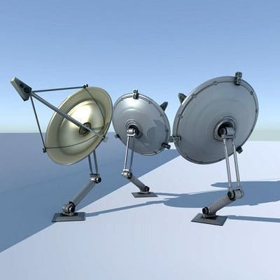 Dennis haupt rigged satellite dishes 7