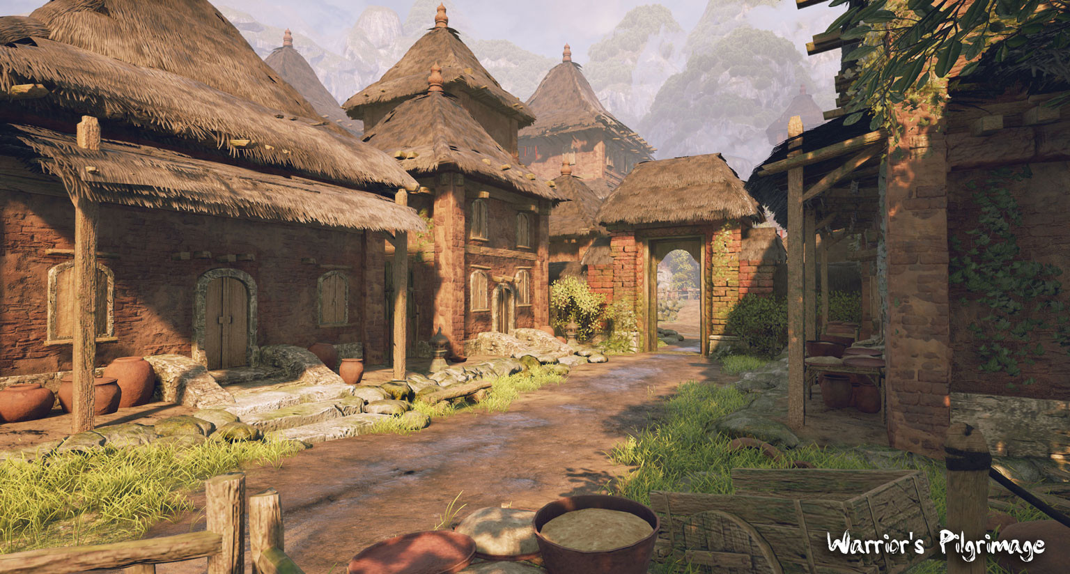 Audrey wong village 2