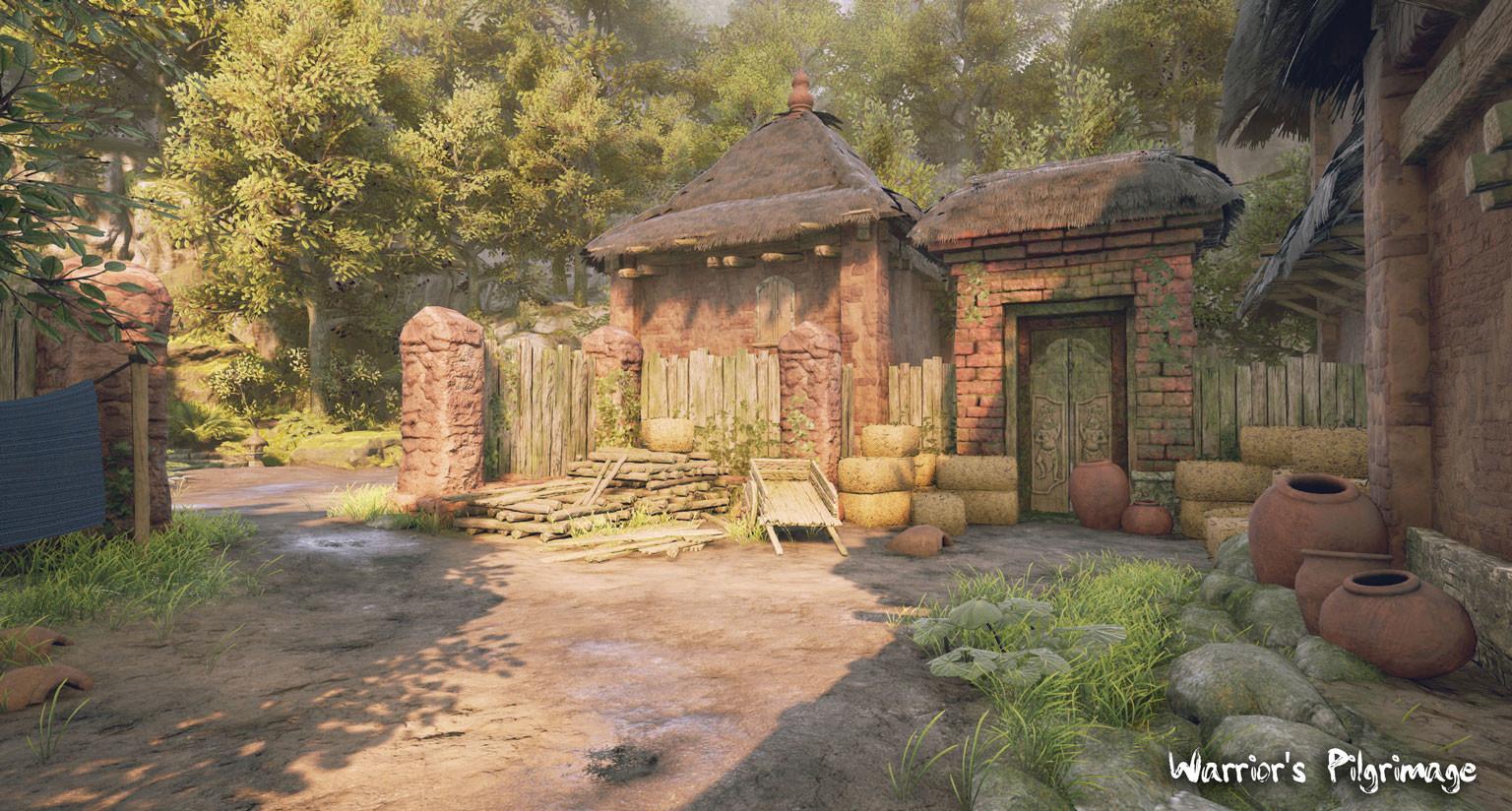 Audrey wong village 5