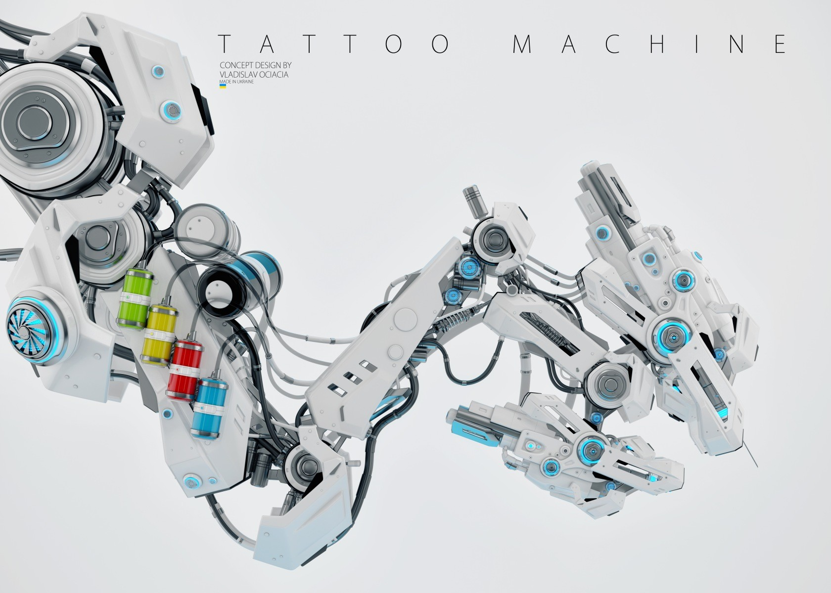 Vladislav ociacia tattoo machine 1