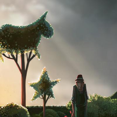 Maia zeidan jardinier1
