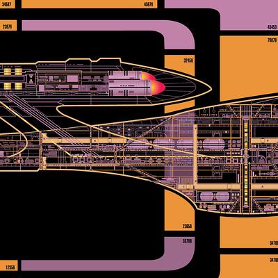 Doug drexler sovereign class cutaway converted