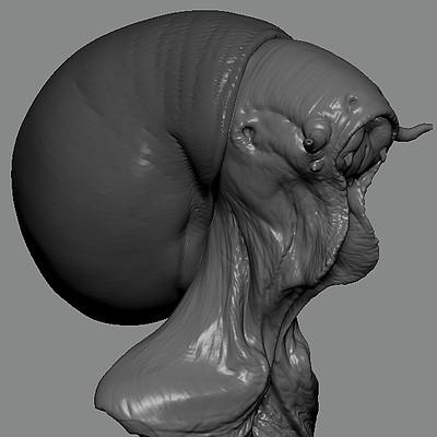 Leon enriquez snail