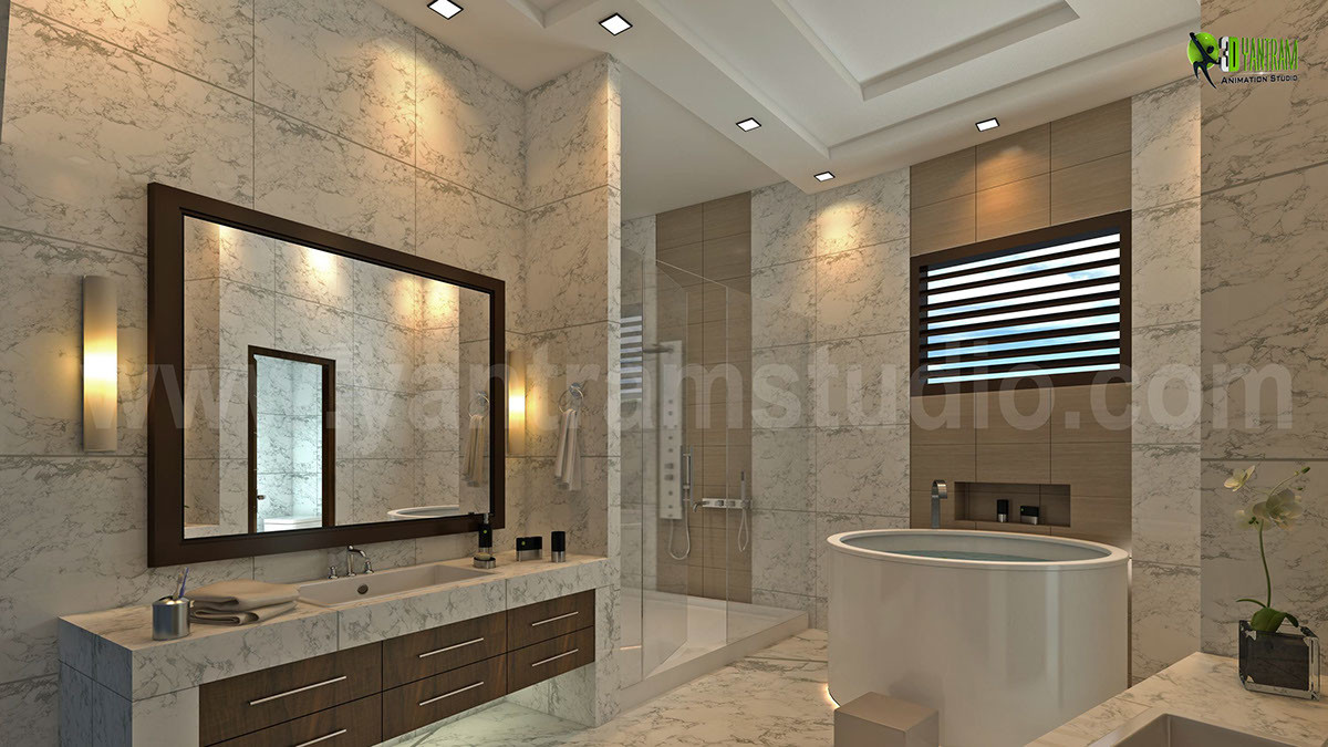bathroom design ideas modern 3d bungalow architectural exteriorinterior design usa