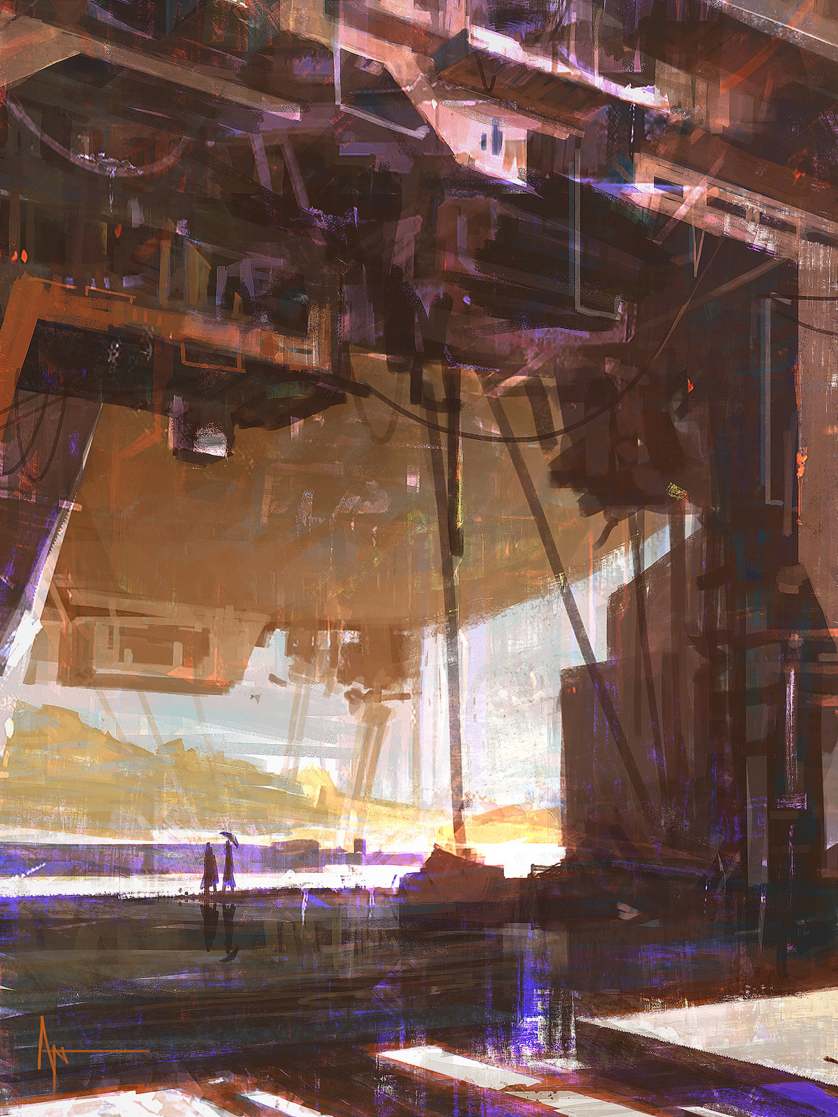 Airship Hangar