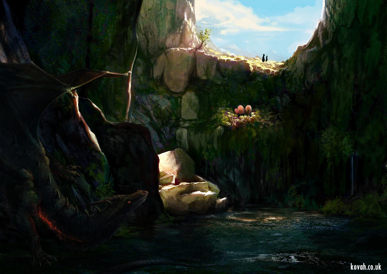 Katy grierson cave3