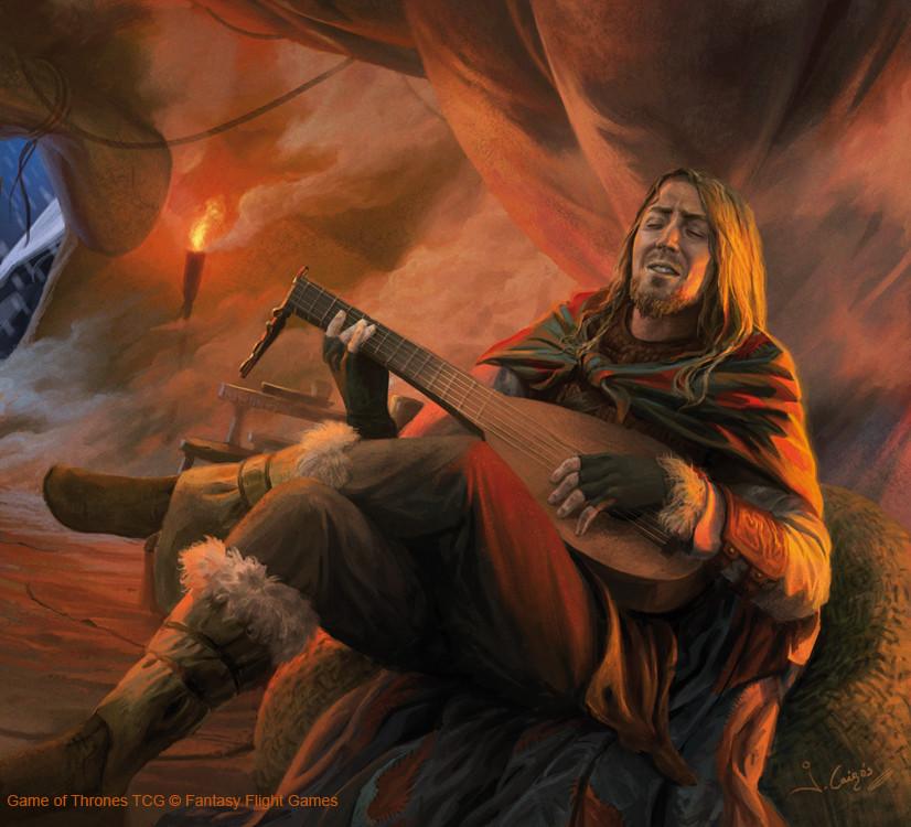 Arridaios - Que le vent porte vos pas, et le temps votre gloire Joshua-cairos-mance-rayder1joshuacairos