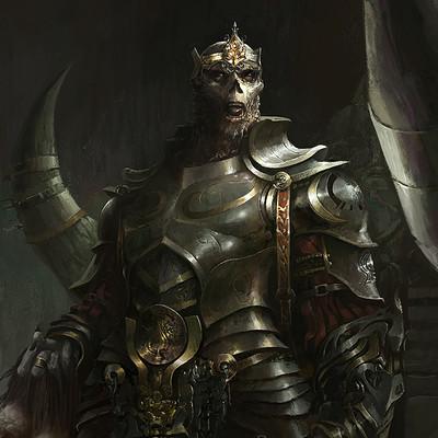 A r rey de espadaslow