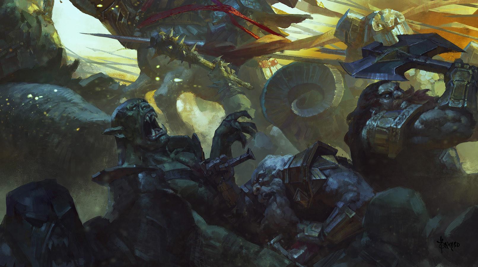 Bayard wu ms hammer ram legion 2