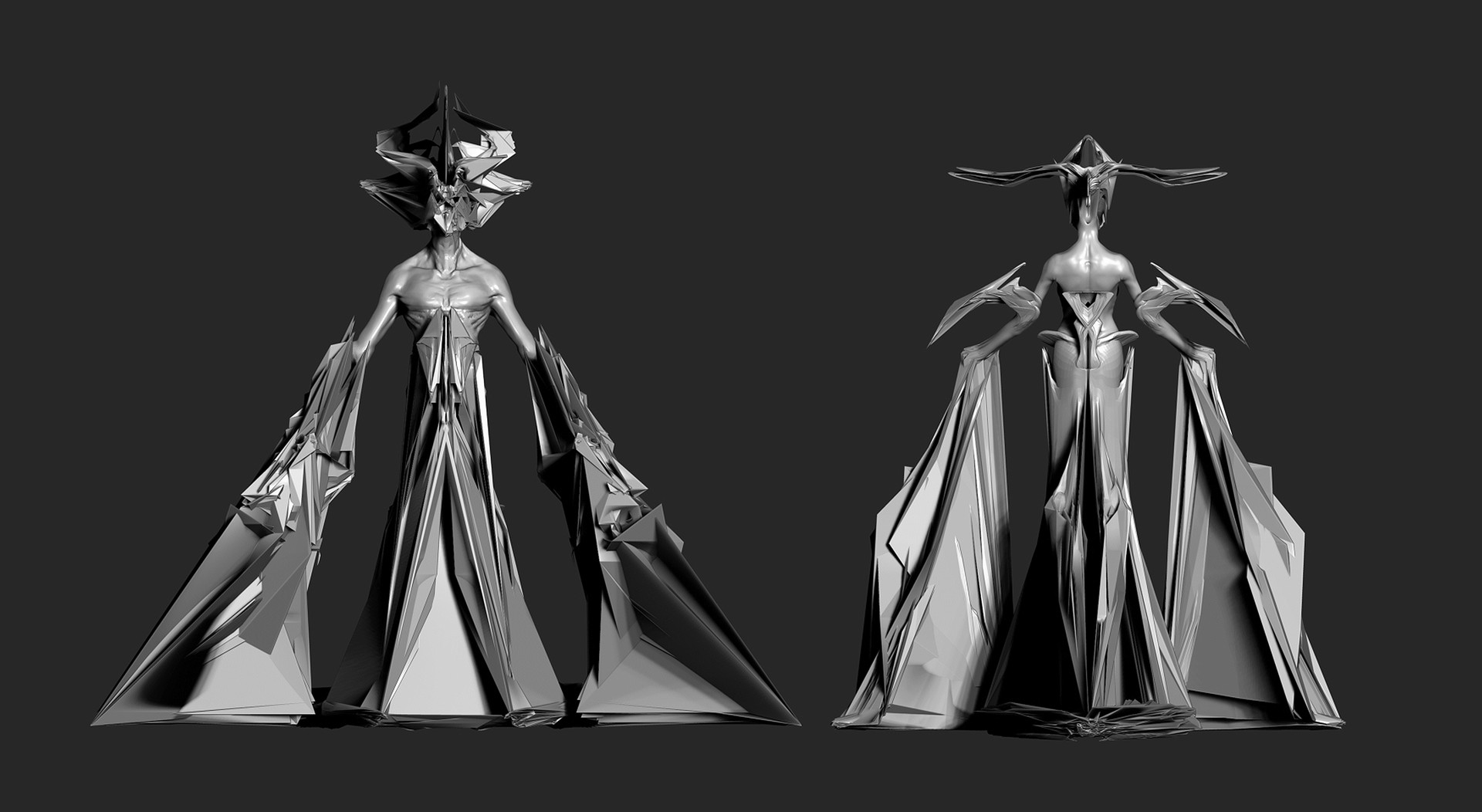 Andrea chiampo stail sketches 3dtotal