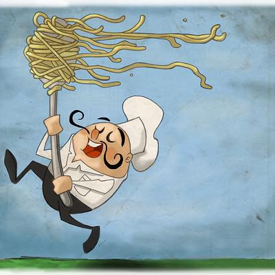 Rob de souza chef flat