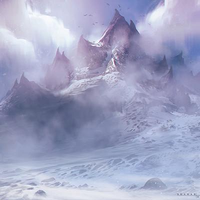 Shahab alizadeh razor mountain