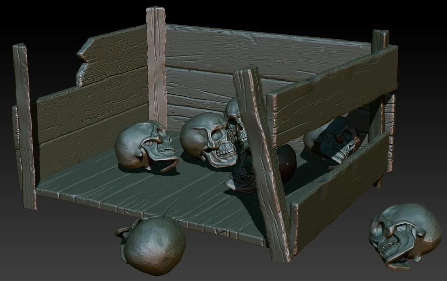 Andrew krivulya skull box