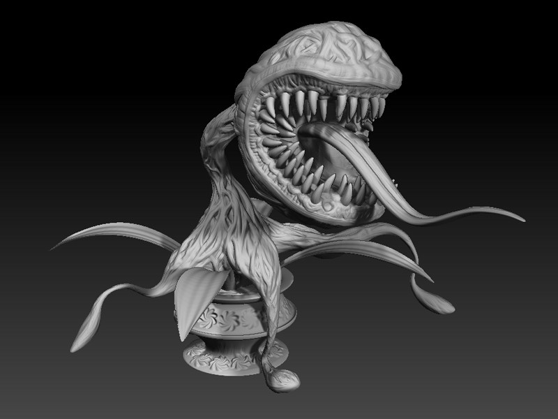 Andrew krivulya zbrush document