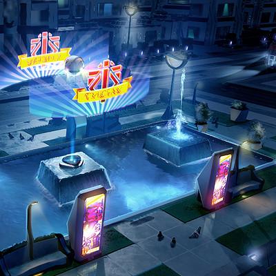 Samuel aaron whitehead citycenter plaza 1