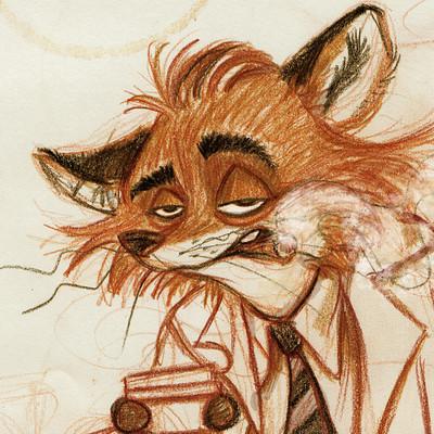 Vipin jacob smoking fox