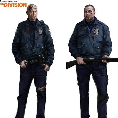 Miguel iglesias mi policeofficers