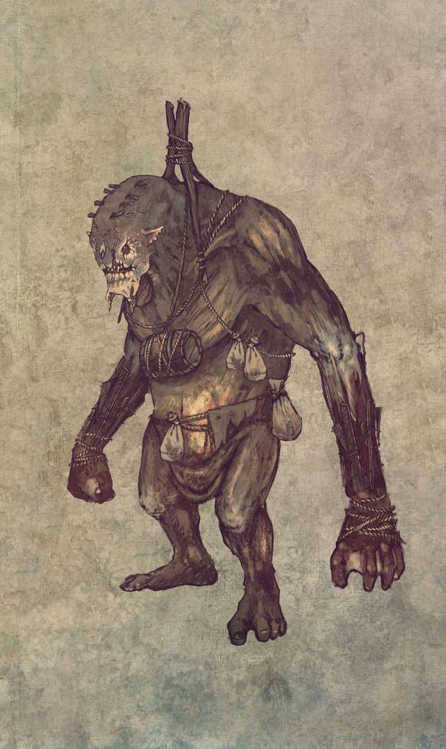 Rayco gonzalez tw2 conceptart trolls