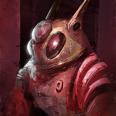 Carlos villarreal kwasek helmet bumble bee 01