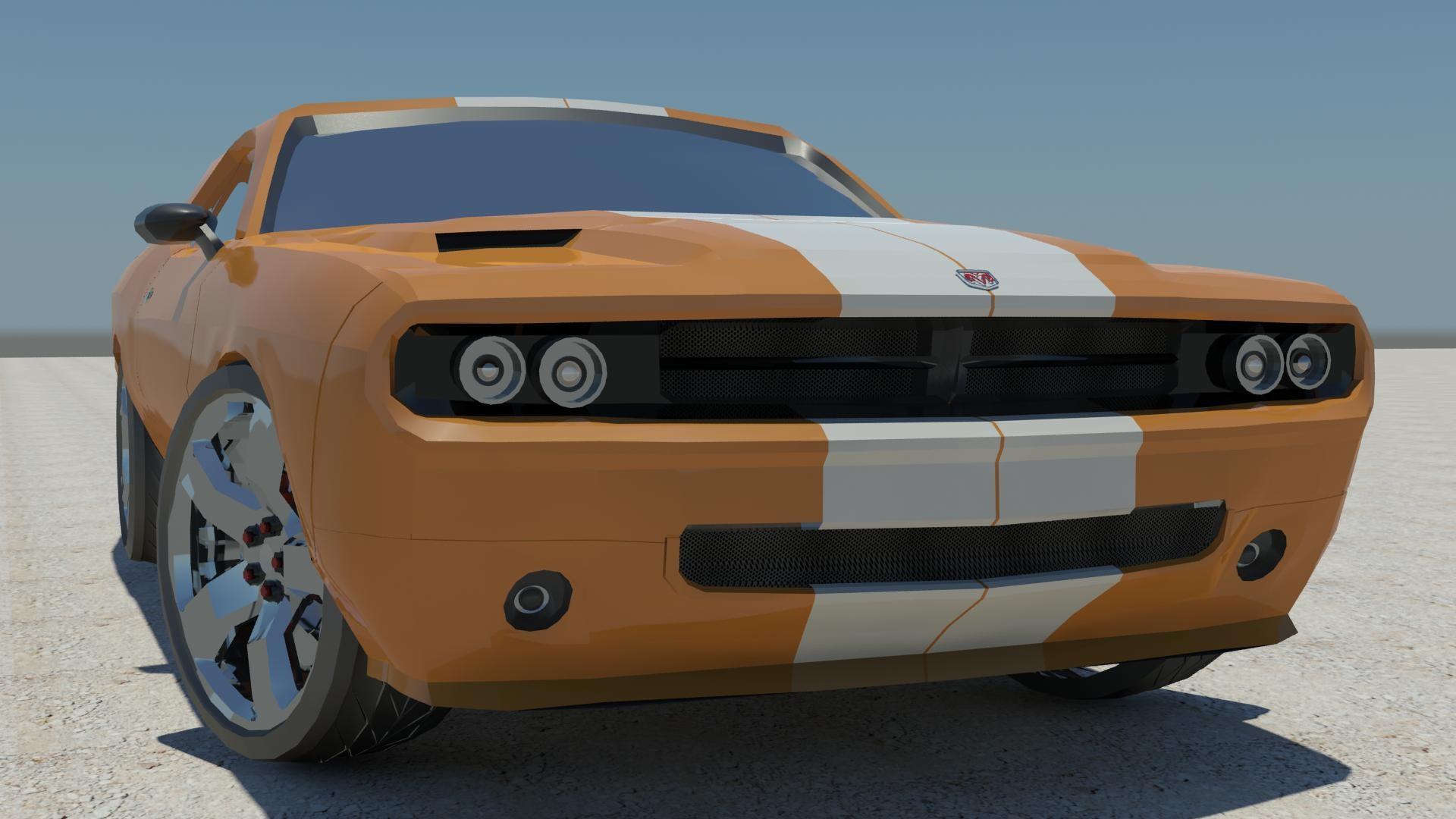 Aiden Mockridge Ba Game art Year 1 Car Design