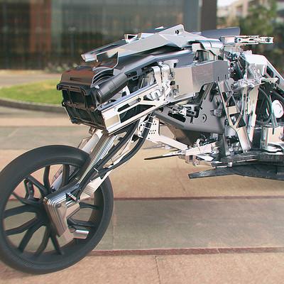 Kresimir jelusic robob3ar 190 160416 space bike