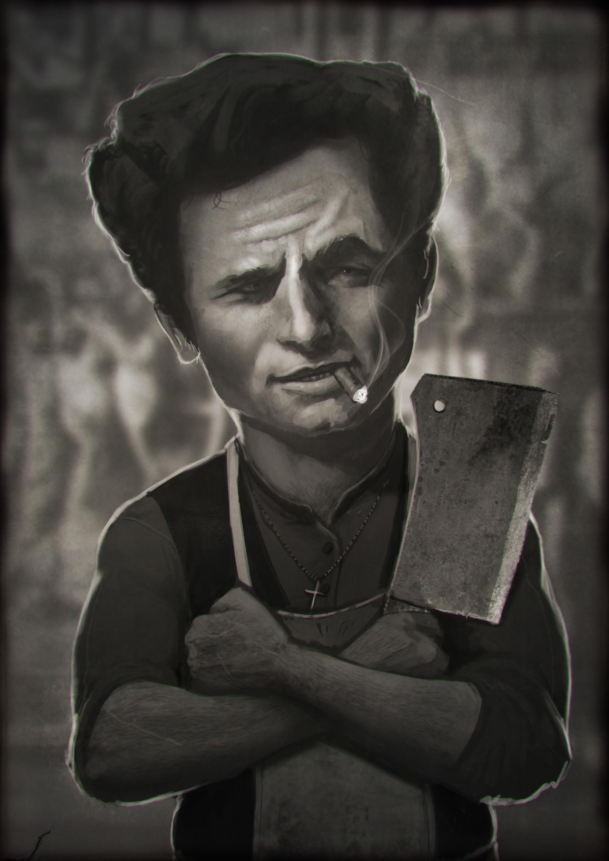 Mirko failoni caricatura2