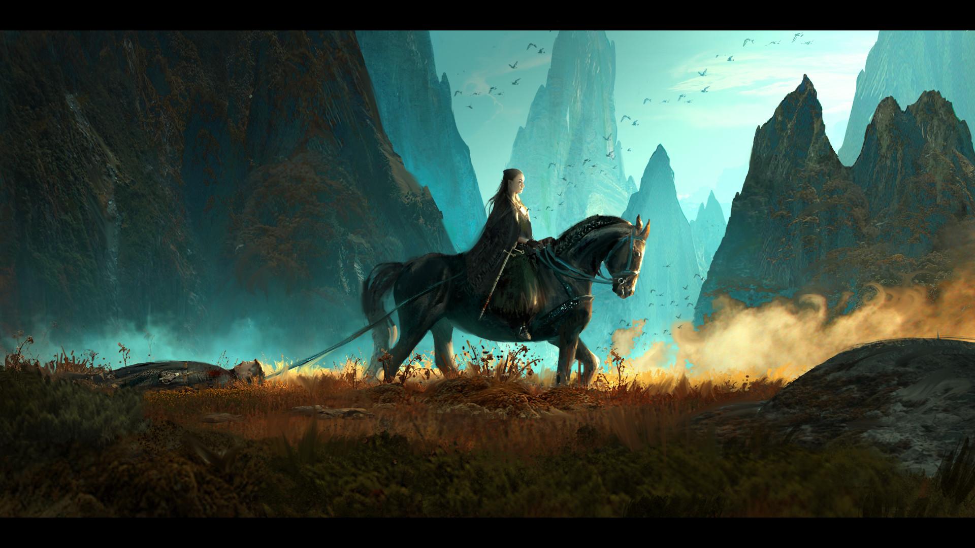 Artstation Game Of Thrones Fan Art Marta Danecka